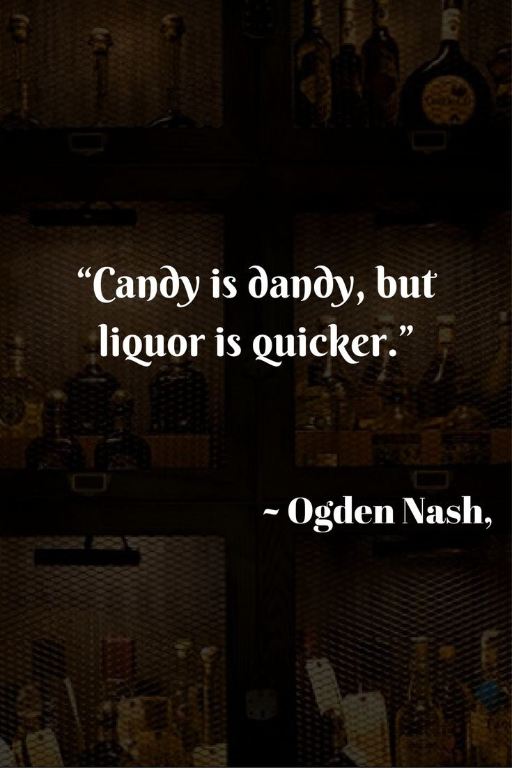 Drinking Quotes by 35 Famous Figures Brought To You By ...