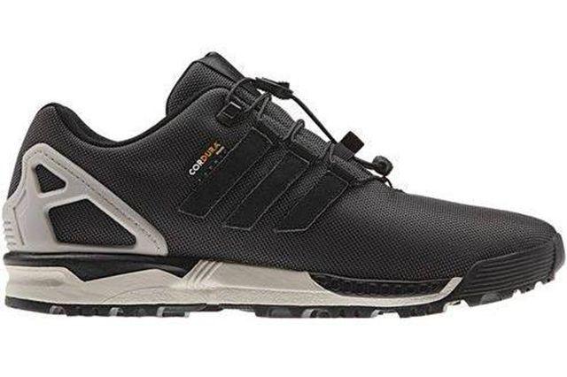 Adidas Zx Flux Winter Black Sneaker Freaker Sneakers Black White Sneakers Adidas Zx Flux Men