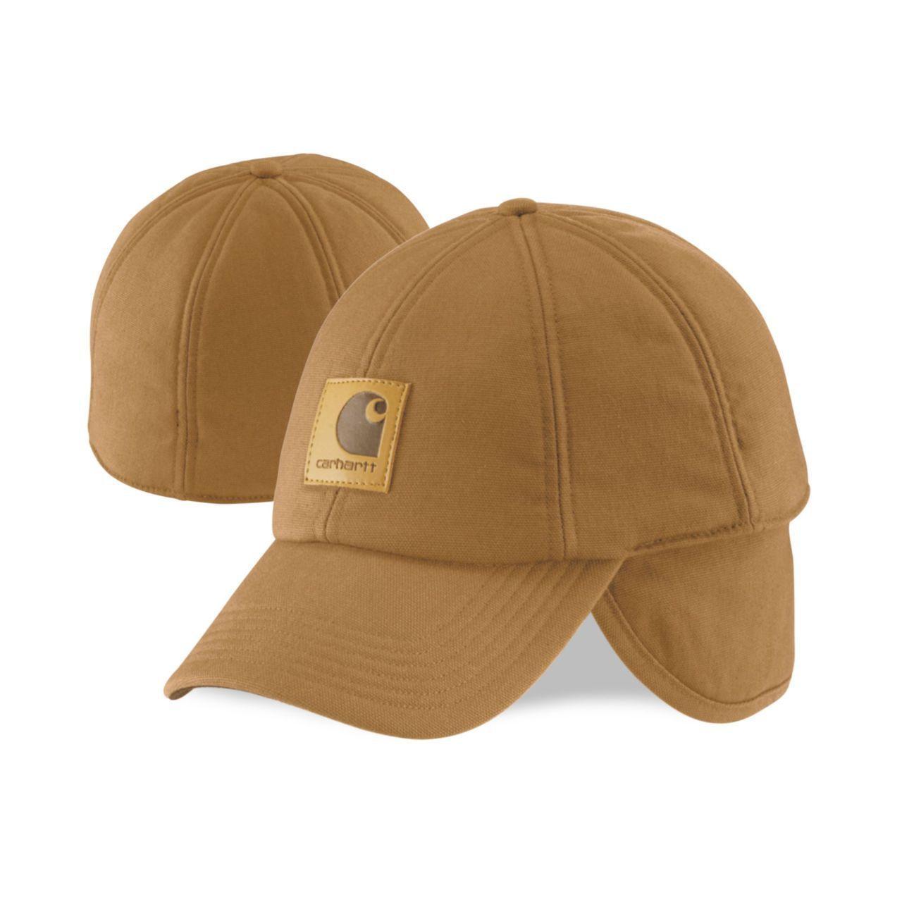 7a342a8f2 Ear-Flap Cap | Carhartt Base Layers | Carhartt, Baseball hats, Cap