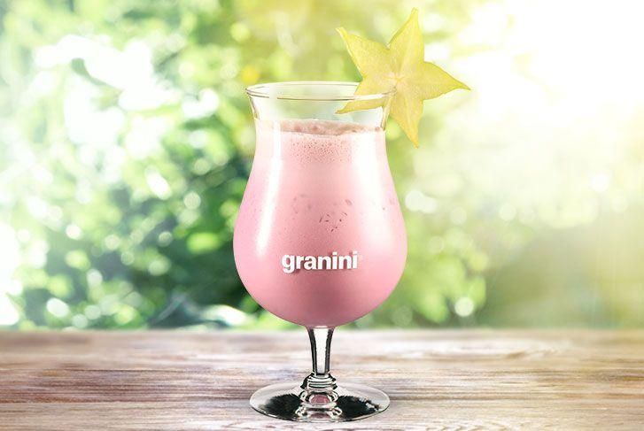 Für alle, die zur Abwechslung einmal die sanften Seiten eines Wodka-Cocktails kennen lernen möchten, ist der Willi B wie geschaffen. #Cocktails #summer #banana #cherry #juicy