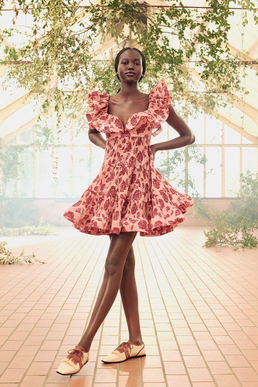 Lookbook Lovestruck Zimmermann Fashion Show Mini Dress Dresses [ 1500 x 1000 Pixel ]