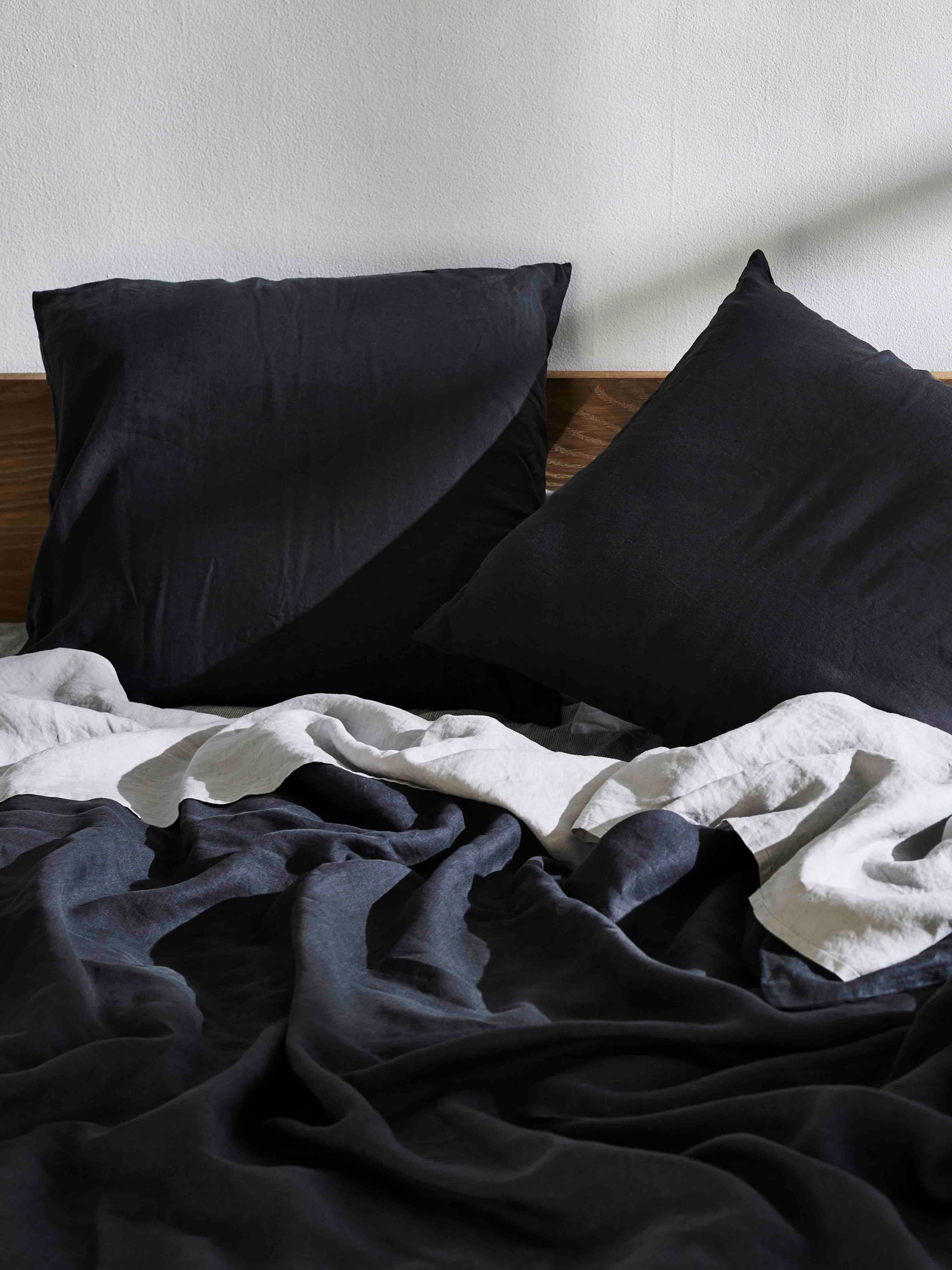 The Bed Threads Build Your Own Bundle White Linen Bedding Linen Bedding Stylish Bedroom
