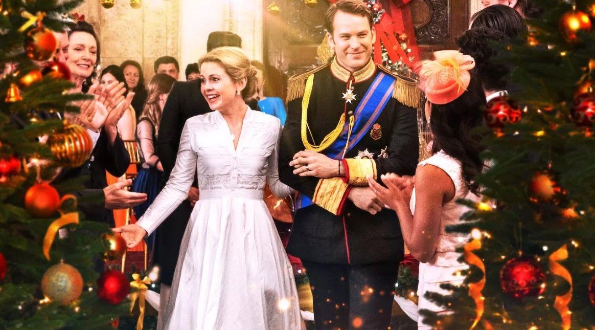 A Christmas Prince The Royal Baby 2019 Christmas Movies Movie Wedding Dresses Best Christmas Movies