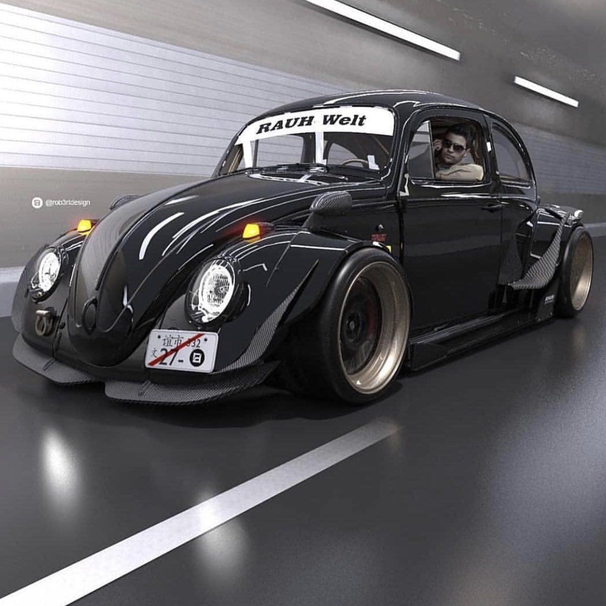 Twitter Volkswagen Classic Cars Vw Beetle Classic