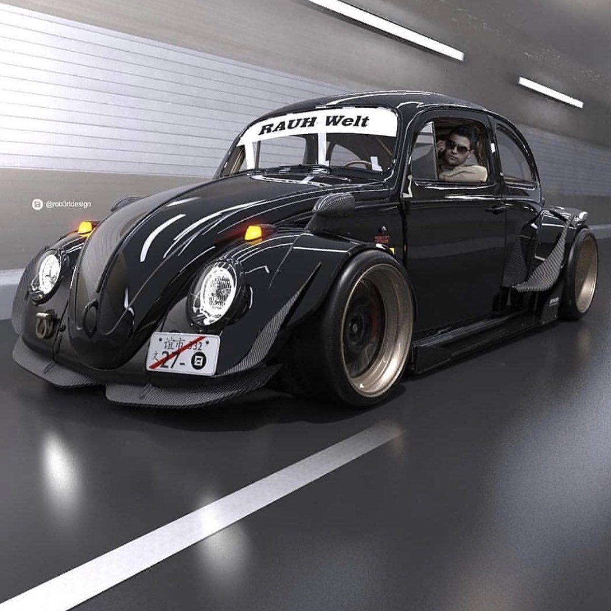 Twitter Volkswagen Classic Cars Vw Beetle Classic