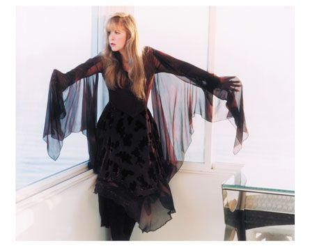Glam Nation Fashion Tips Stevie Nicks