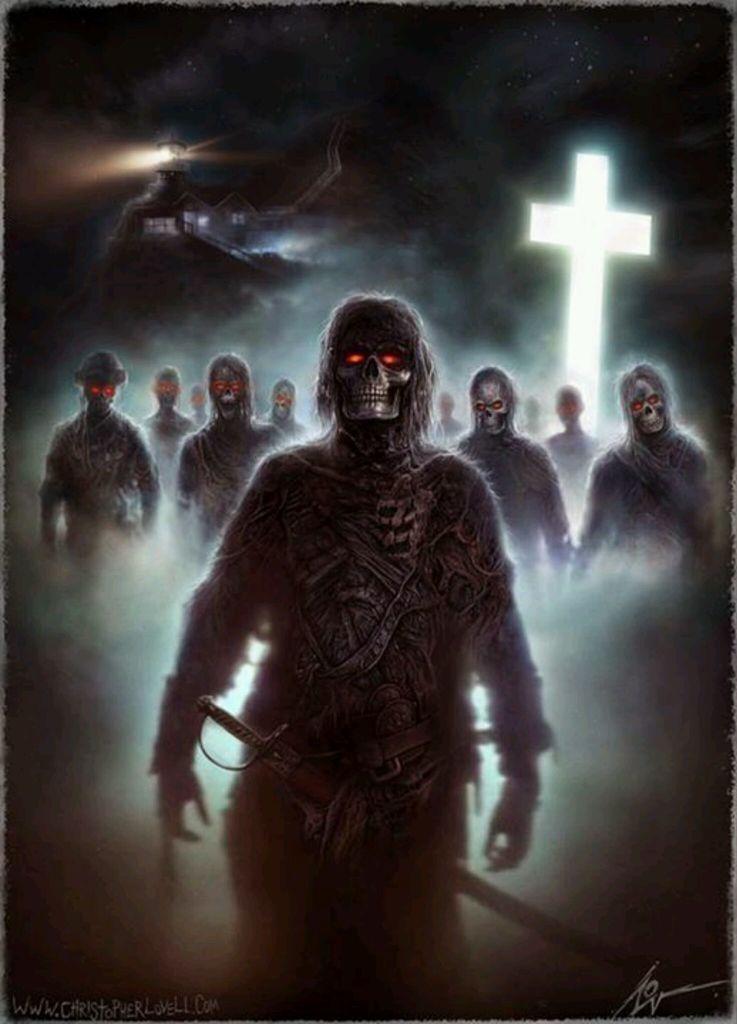 The Fog | Horror movie art, Horror movie posters, Horror ...