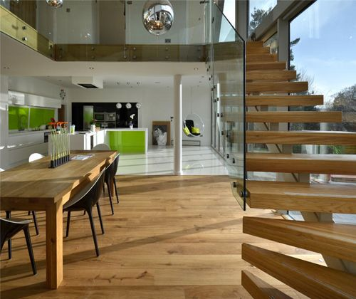 22 Modern Innovative Staircase Ideas: Modern Stairs, Stairs, Staircase