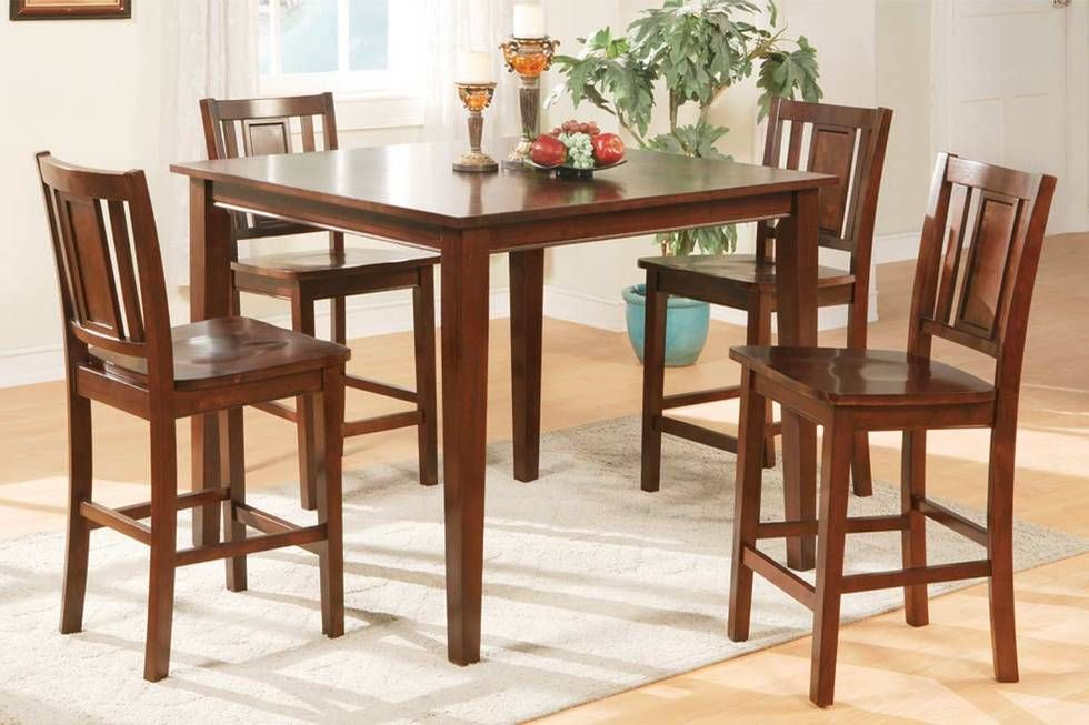 Counter Height Dining Table & Chairs Set F2254 1 | apartment! Wish ...