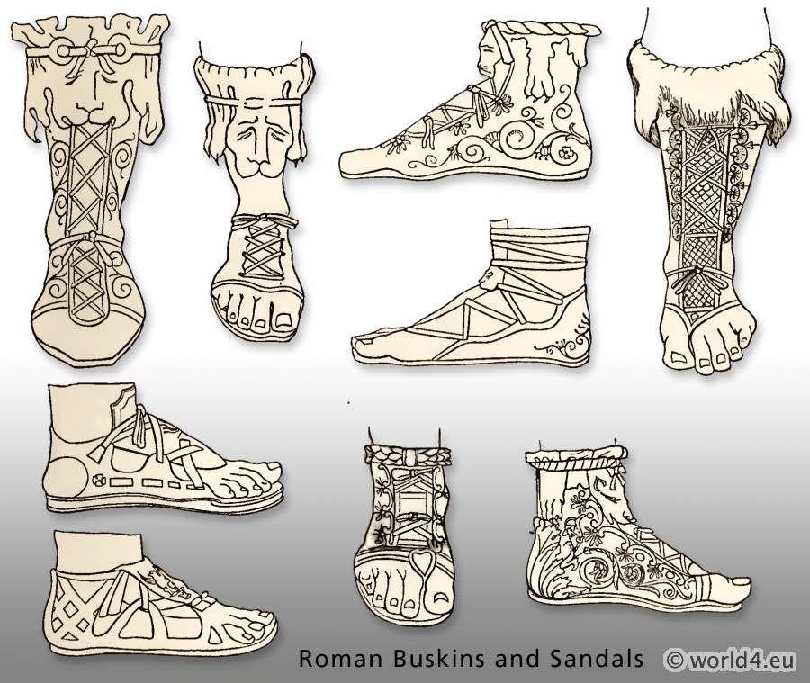 обувь древнего рима картинки брать расчёт раскидистость
