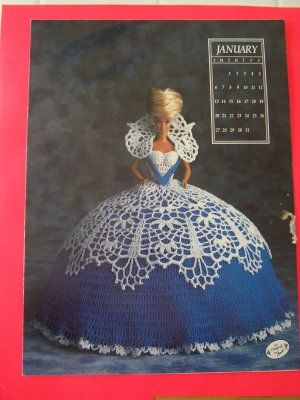 Crochet Patterns: Barbie Doll Clothing - Free Crochet Patterns ...