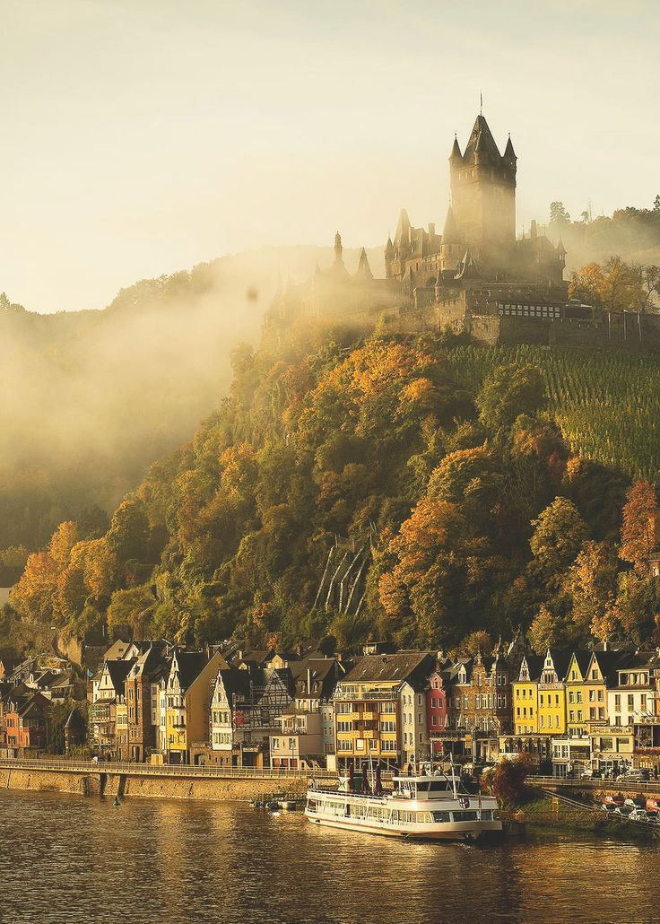 10 Of The Most Beautiful Castles You Have Ever Seen Cochem Castle Germany Awesome Views