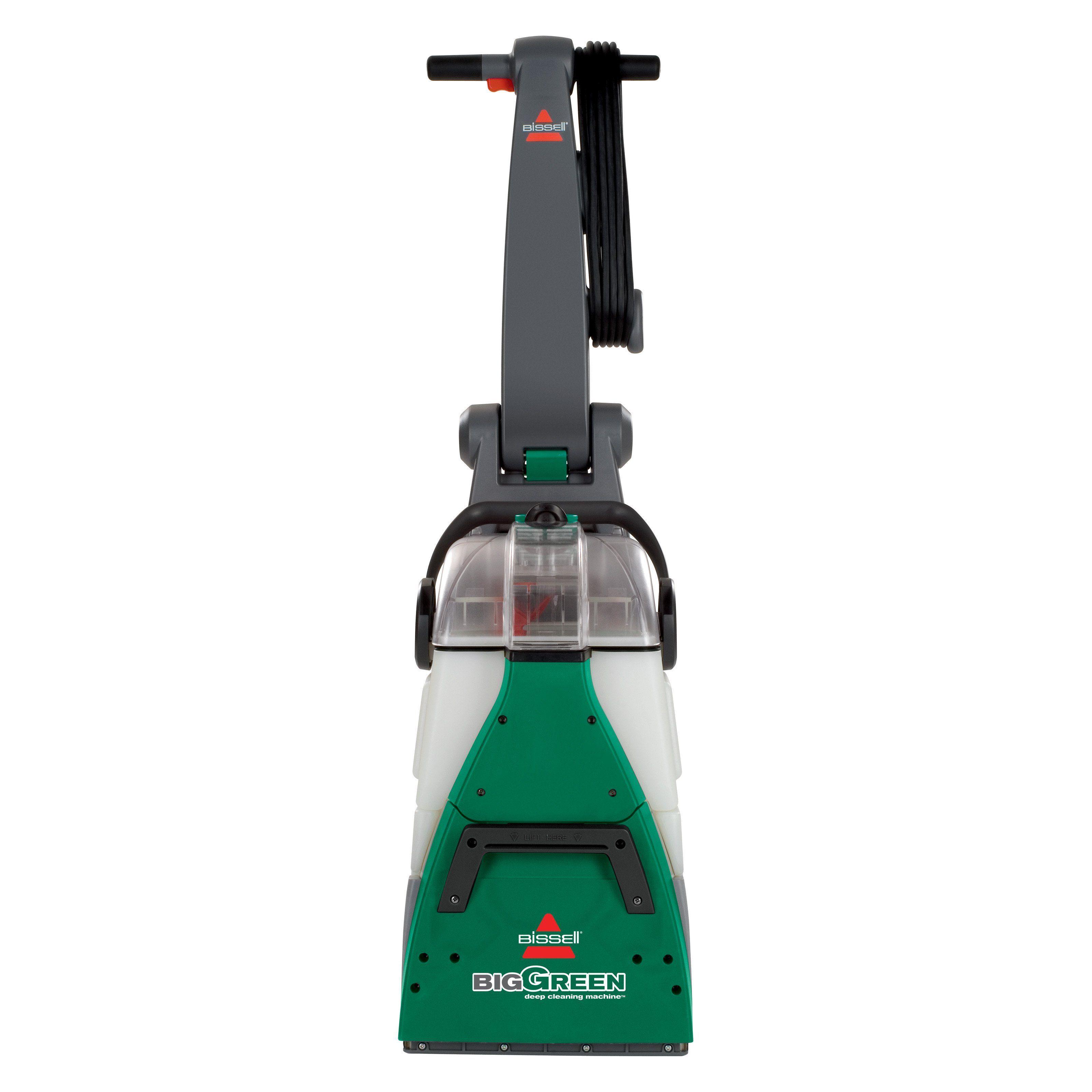 Bissell big green clean machine carpet cleaner 86t3 86t3