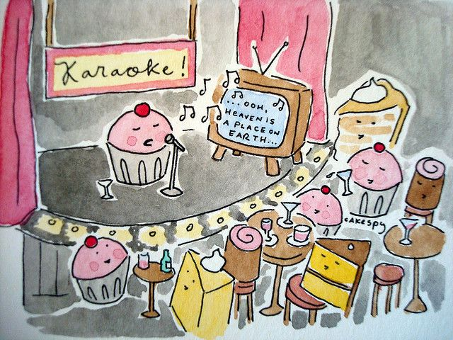 Karaoke Cuppie | Flickr - Photo Sharing!