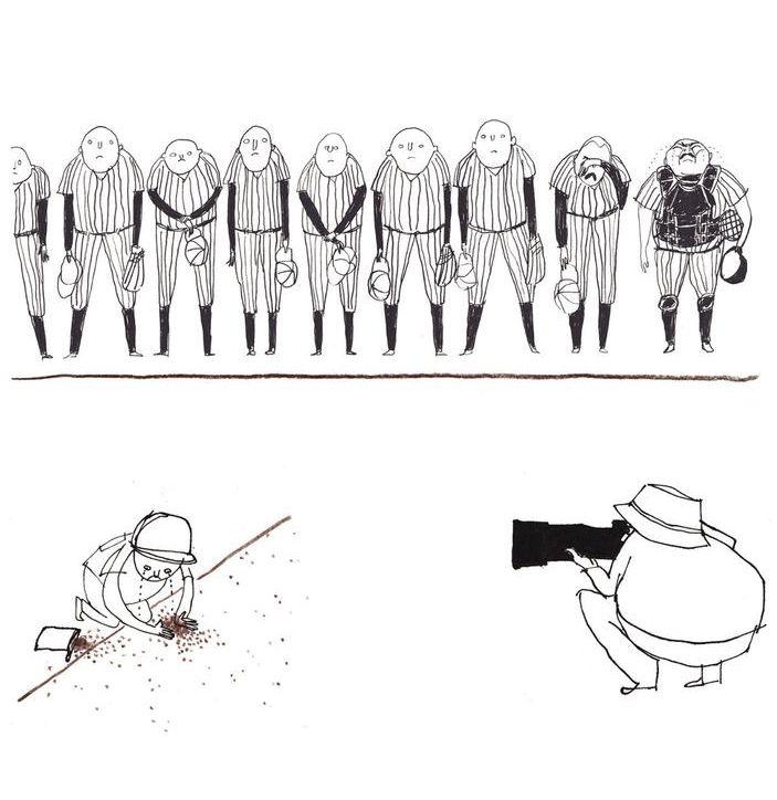 Japan Baseball Sketchbook Japan Baseball Sketch Book Japan