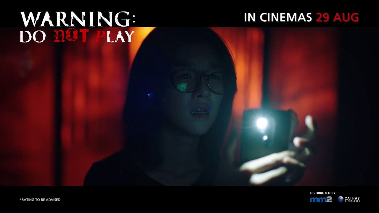 A South Korean Horror Film, 'Warning: Do Not Play' Comes to Cinemas 29 August