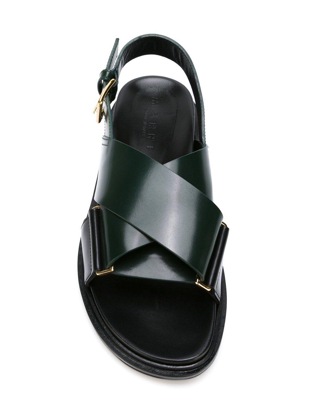 Marni Fussbett sandals | Marni shoes