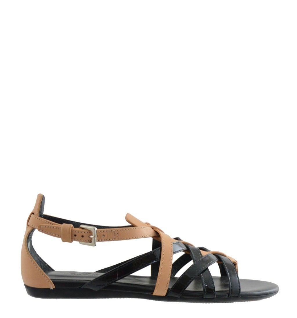grillo Repulsione frangia  Hogan sandali Valencia in pelle. Collezione outlet | Sandali, Scarpe,  Shopping