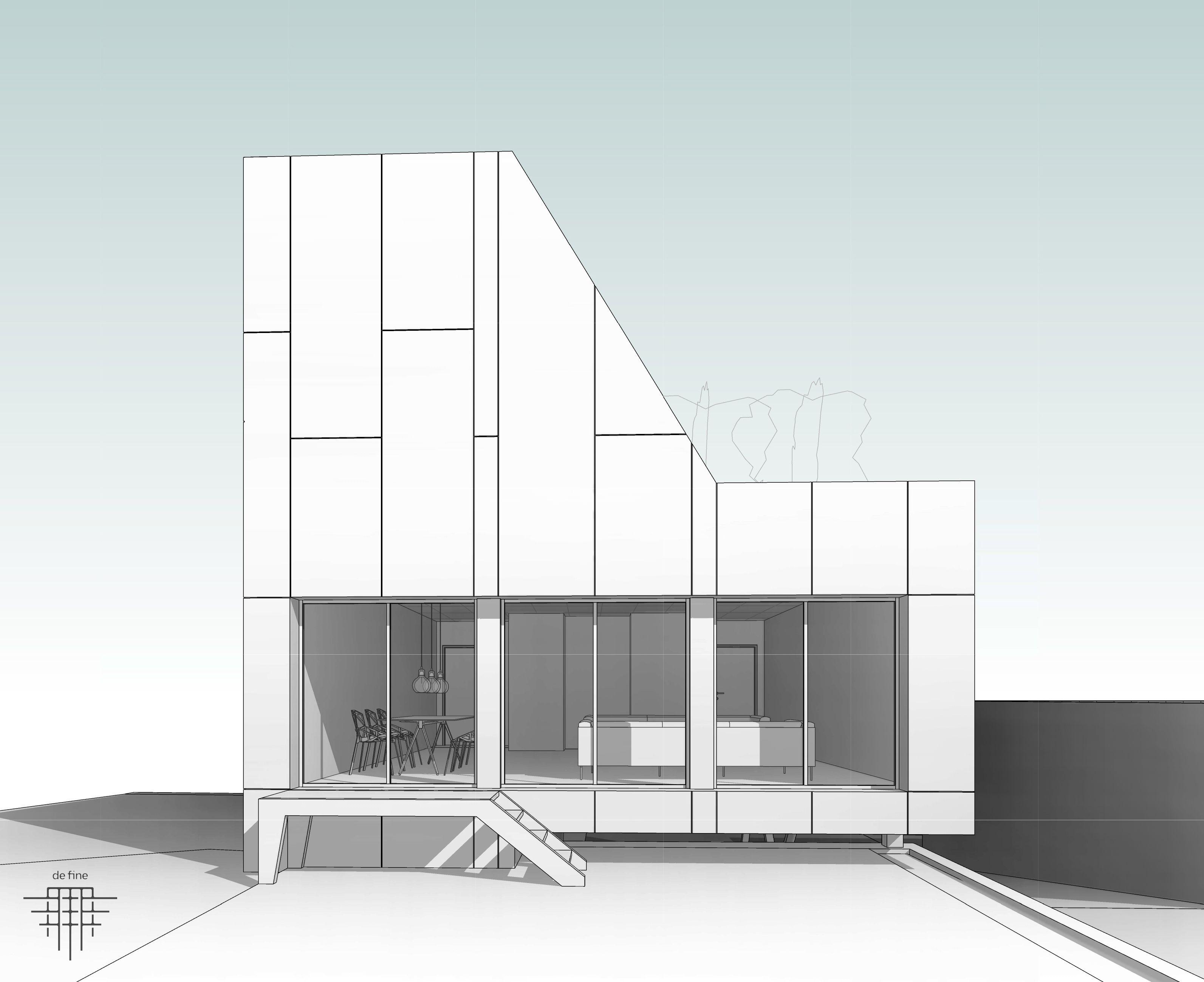 Pin By Dashnor Kadiri On Revit Architecture Revit Architecture Architecture Model Home Decor