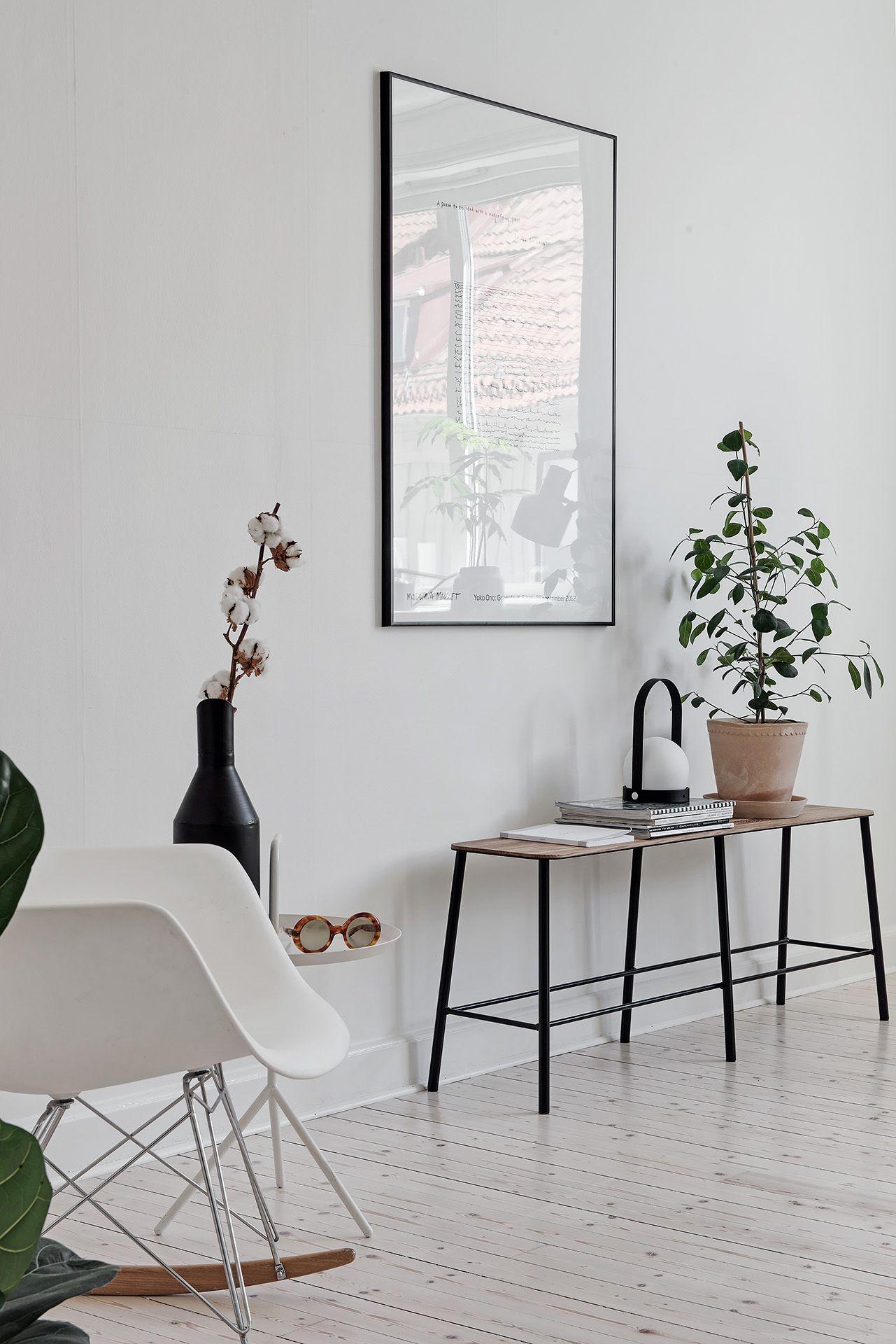 Eldaregatan 2 B | Inredning | Pinterest | Minimalistisch wohnen ...