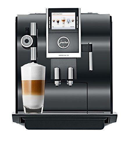 Jura IMPRESSA Z9 Automatic Coffee Machine, Black Coffee and TEA, Coffee Tools, Coffee Accessories - BuyMoreCoffee.com
