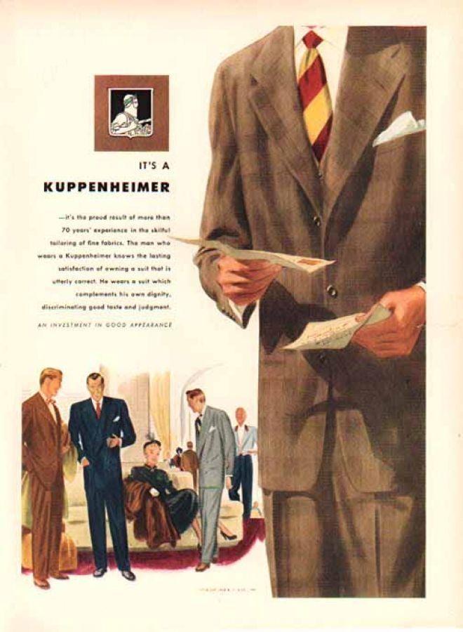 Kuppenheimer Fashion – (1948)