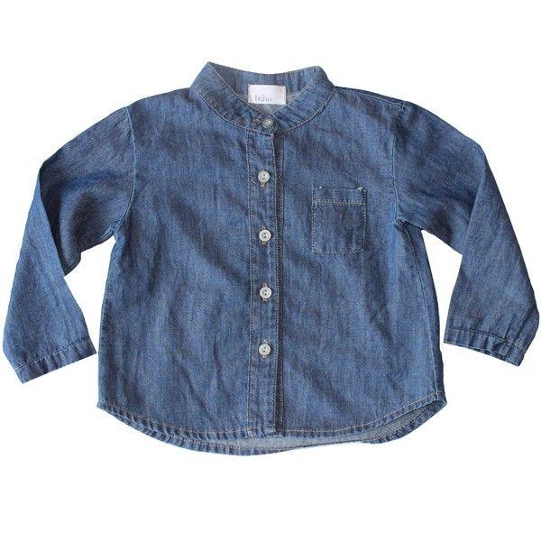 CAMISA BUHO. Encuentra este Pin y muchos más en Búho Barcelona moda infantil  ... b1132c22179
