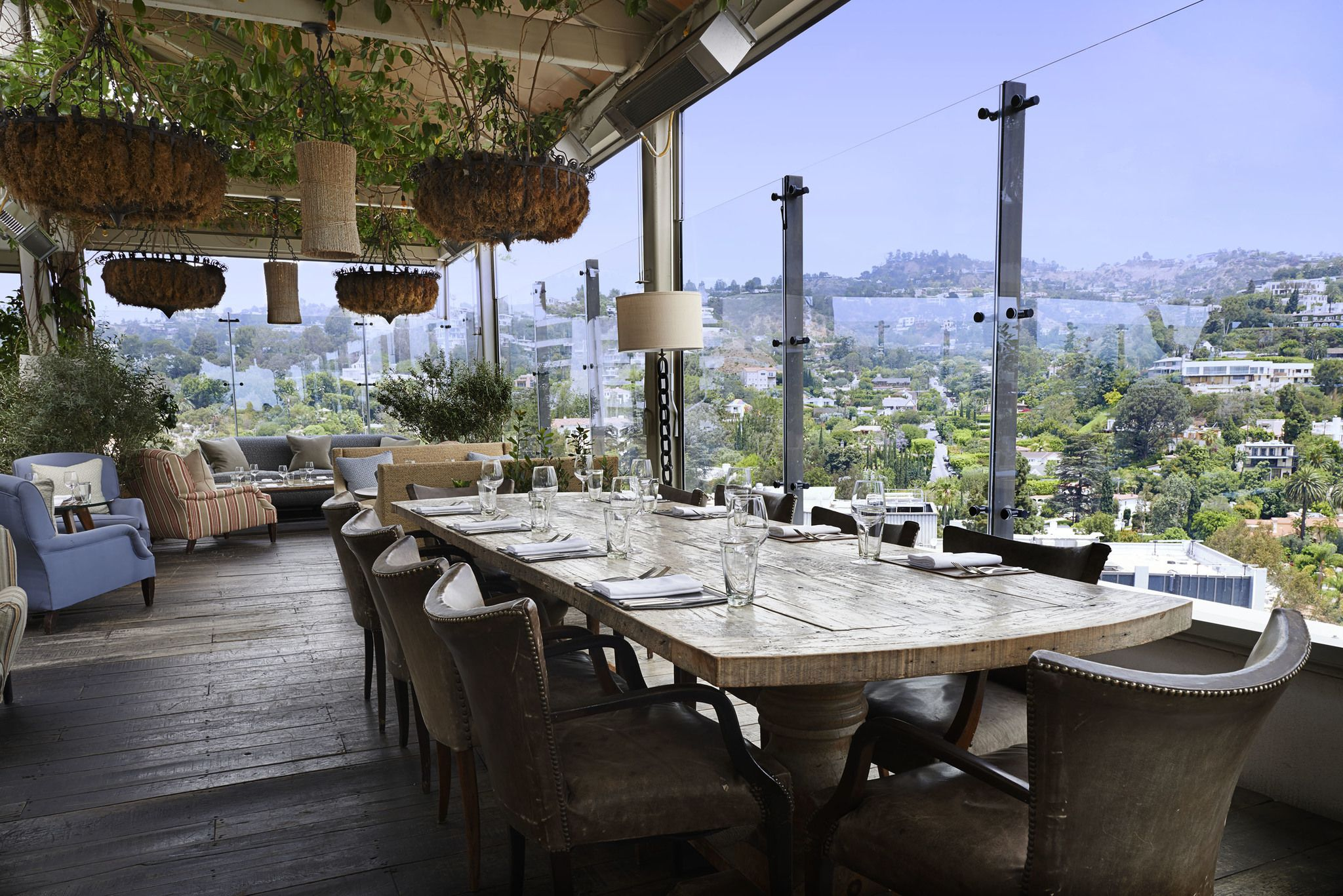 Soho House West Hollywood. To eat and drink with great views ...