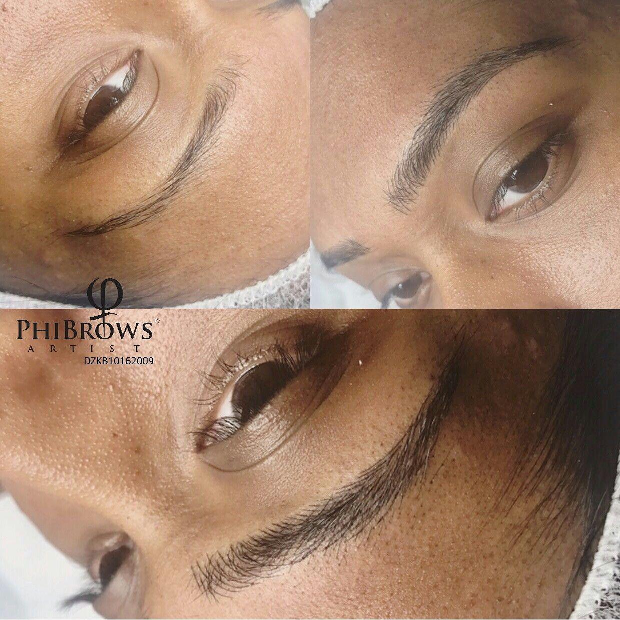 Pin by Theresa Dunn on Make up tips I love Microblading