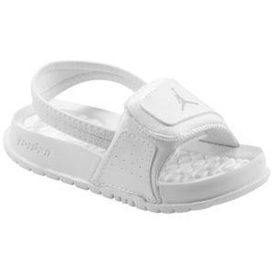 2f2a7afa66cd6 Jordan Hydro II - Toddlers - Basketball - Shoes - White/Metallic Silver