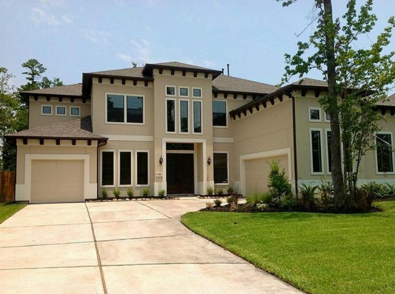 Exterior Paint Colors For Stucco Homes Beautifully Painted Houses - Beautifully-painted-houses-exterior