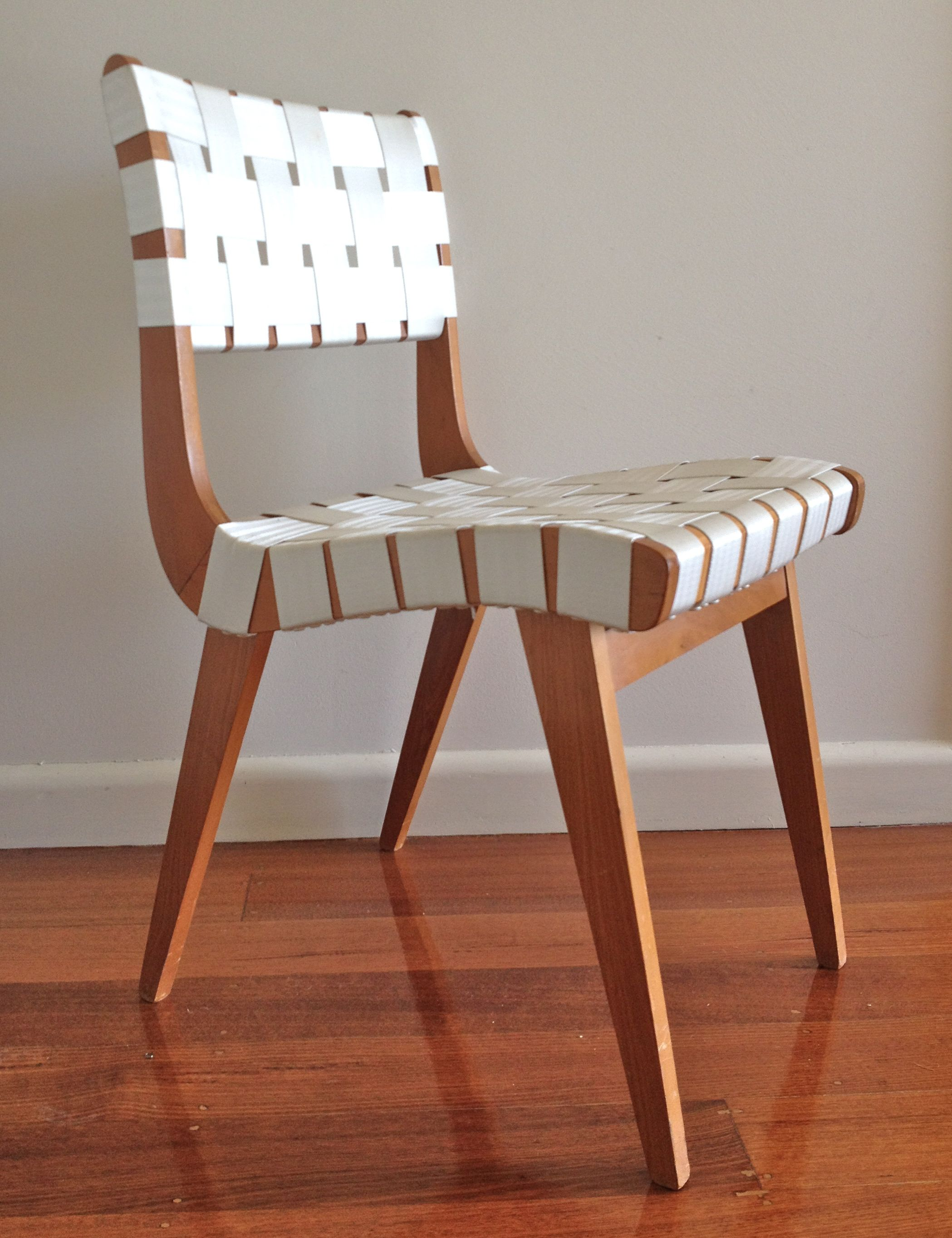 Snelling dining chair.. made by Functional Products Sydney 1940-50...rewebbed approx.10 years ago...SOLD & Snelling dining chair.. made by Functional Products Sydney 1940-50 ...