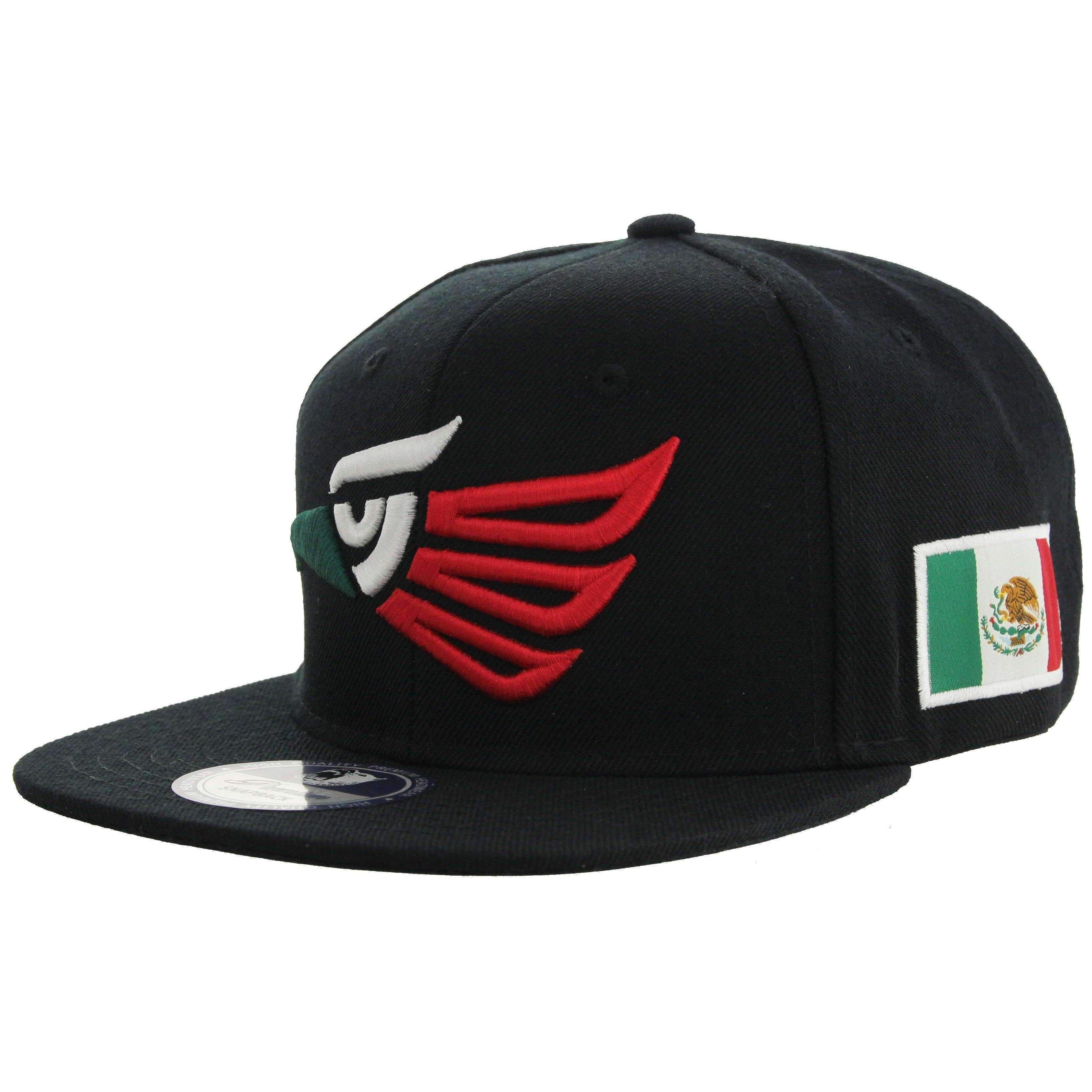 1a101fb7 Hecho En Mexico Eagle Fashion SnapBack   Products   Snapback, Mexico ...