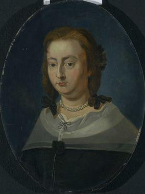 Christiane, gift med Hannibal Sehested Museet sier 1600