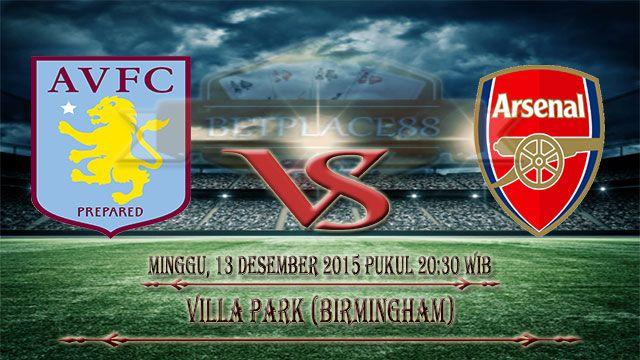 Prediksi Taruhan Aston Villa vs Arsenal 13 Desember 2015 ( Liga Inggris ),- Pertandingan ini merupakan laga lanjutan liga Inggris yang diminggu ini akan memasuki pekan ke 16. Laga antara kedua tim …