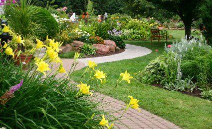jardin paysagiste idées