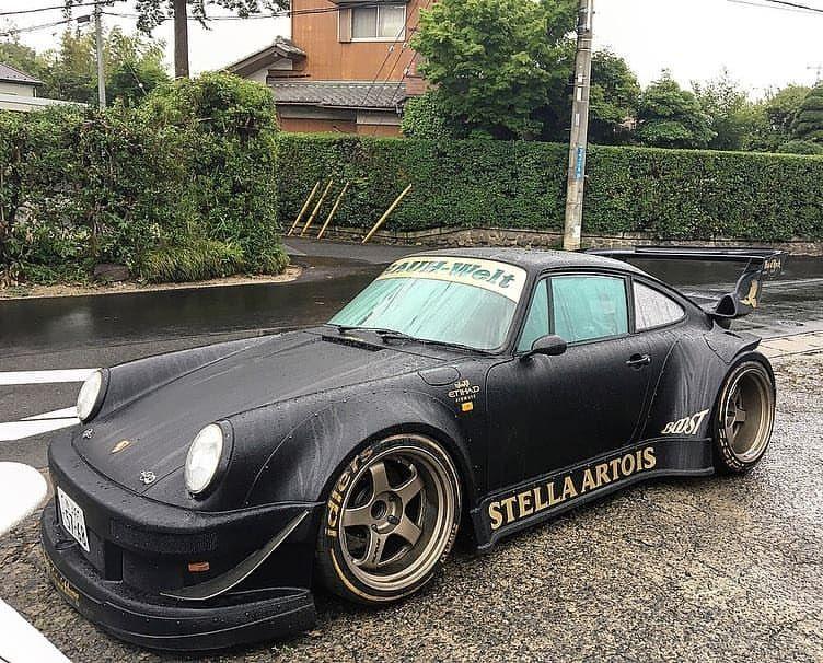 Rwb Stella Artois 911 Voiture Porche 911 Auto