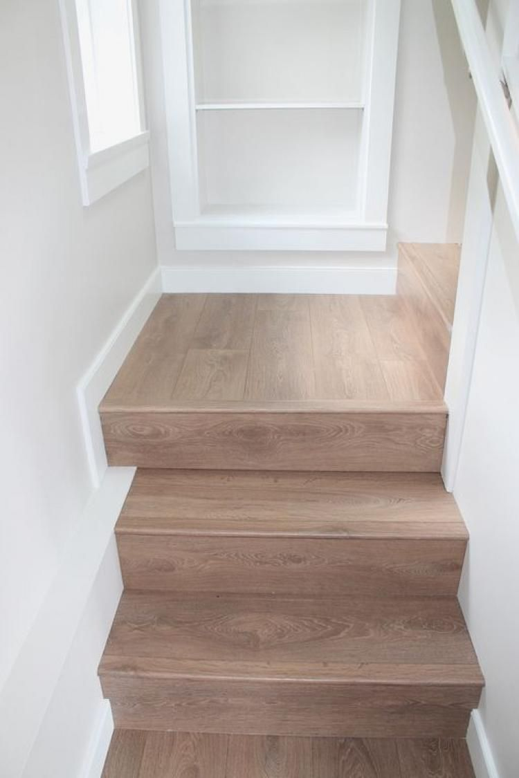 Laminate Stairs Flooring For