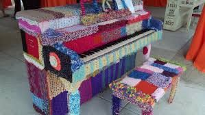 Image result for yarn bombing images