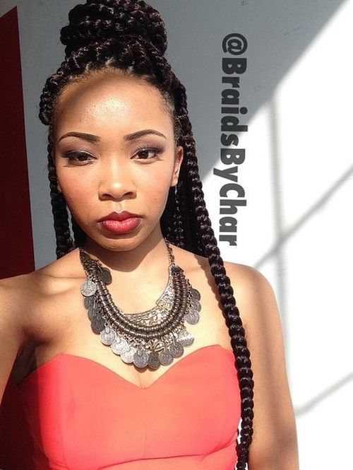 50 exquisite box braids hairstyles to do yourself big box braids 50 exquisite box braids hairstyles to do yourself solutioingenieria Gallery