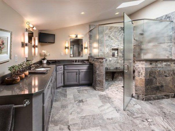 Bathroom Contemporary Design : Interior Design and Decor Ideas | Ideas | PaperToStone