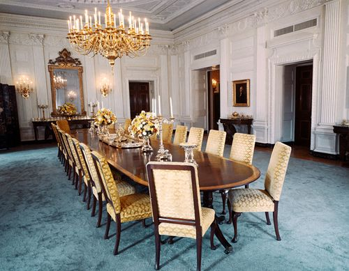 Washington D C 39 S Top 10 The White House State Dining