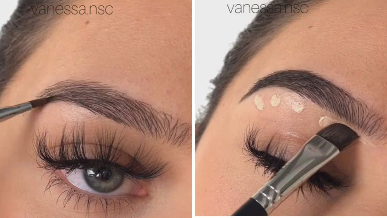 15 Eyebrows Tutorials Compilation � Step-by-Step Eyebrows Tutorials to Perfect Your Look 2018
