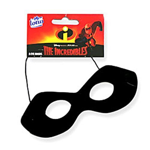 The Incredibles Die Cut Paper Masks   Masking, Paper mask and ...