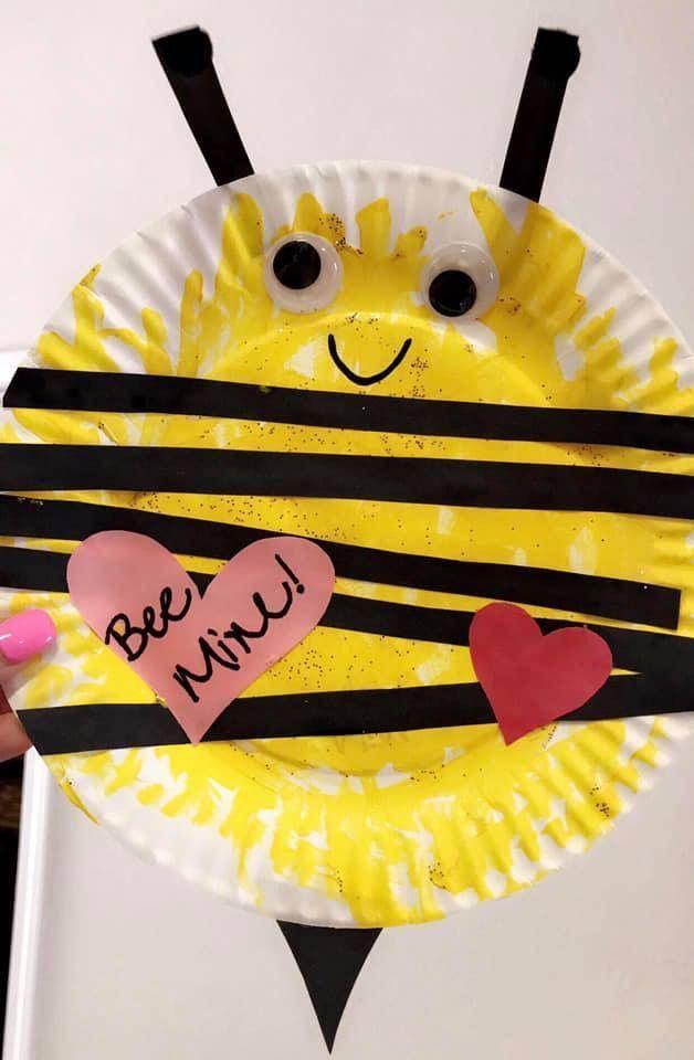 Valentines Day Crafts For Kids Preschool . Craft Valentines Day Kids