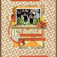 A Project by ZaCola3 from our Scrapbooking Gallery originally submitted 09/16/12 at 10:06 AM