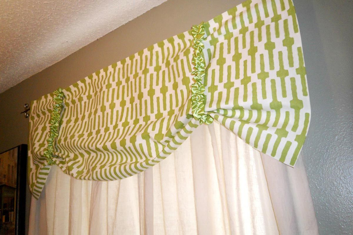 4 window curtain ideas  window treatment patterns  choose and get the best patterns