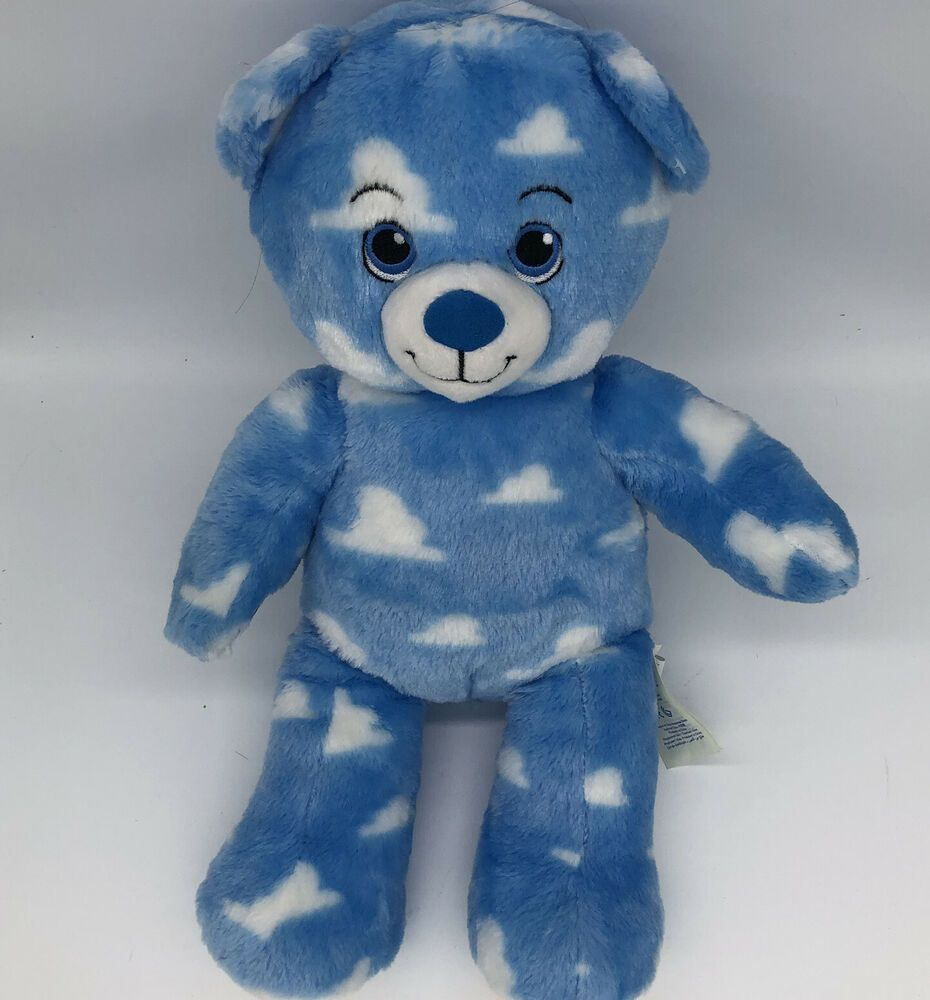 Build A Bear Toy Story 4 Cloud Bear Plush Stuffed Animal Blue And White Clouds Buildabearworkshop Allo Teddy Bear Shop Build A Bear Toy Plush Stuffed Animals [ 1000 x 930 Pixel ]