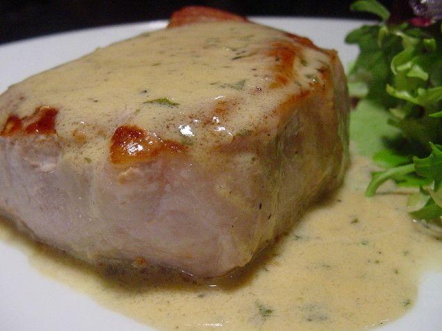 Herbed-Pork Chops