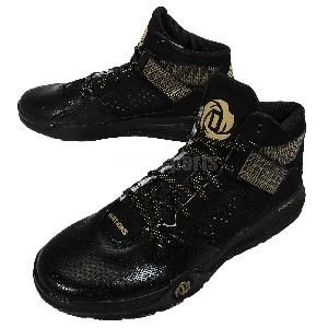 Black D Shoes 773 Mens Adidas Iv Derrick Gold Rose Basketball nXR6qgA